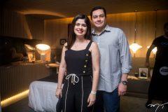 Amanda e Marcelo Dantas