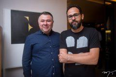 André Monte e Marcus Ribeiro
