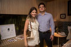 Ingrid Macedo e Darcio Janio