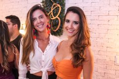 Camila Militão e Nadia Elis