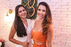Juliana Felix e Nadia Elis