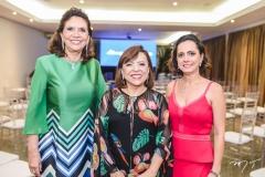 Ana D'Áurea Chaves, Rita Cruz e Natália Abreu