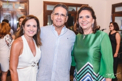 Beatrice Ary, Paulo Ary e Ana D'Áurea Chaves