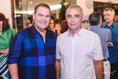 Jório da Escóssia e Rogério Torres