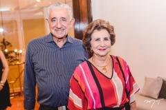 Maurício e Lucia Medeiros