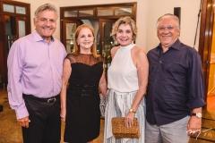 Maximiano e, Inês Chaves, Neila e José Carlos Timbó