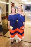 Olga Holanda e Ana Tereza Ximenes