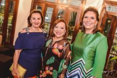 Olga Holanda, Rita Cruz e Ana D'Áurea Chaves