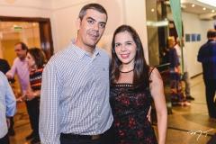 Raphael Chaves e Ivolina Macedo