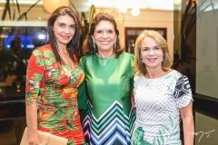 Rebeca Albuquerque, Ana D'Áurea Chaves e Vera Albuquerque