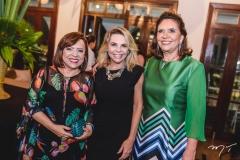 Rita Cruz, Lilian Porto e Ana D'Áurea Chaves