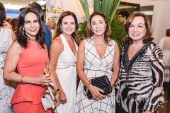 Sandra Rolim, Beatrice Ary, Angela Bezerra e Edilene Benevides