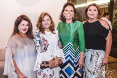 Teka Otoch, Heloísa Diogo, Ana D'Áurea Chaves e Zoia Ayres