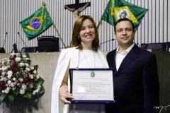Aline Félix Barroso e Igor Queiroz Barroso