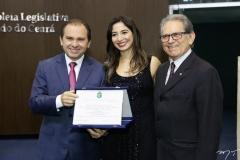 Carlos Matos, Jamila Araújo e João Araújo