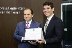 Carlos Matos e Helrson Dias