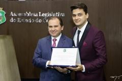 Carlos Matos e Pablo Guterres
