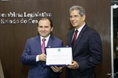 Carlos Matos e Severino Ramalho Neto