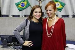 Vivian e Fátima Duarte