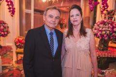 Adauto e Eveline Farias