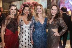 Camille Cidrão, Márcia Travessoni, Morgana e Lissa Dias Branco