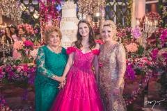 Consuelo Dias Branco, Gabriela e Graça da Escóssia