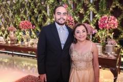 Estênio Rodrigues e Rosângela de Albuquerque