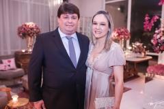 George e Erika Lima