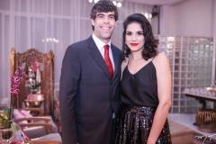 George e Lara Viana
