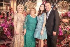 Graça da Escóssia, Consuelo Dias Branco, Gabriela e Jório da Escóssia