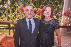 Huiler e Irene Coelho