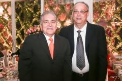 Luís Pontes e José Dias