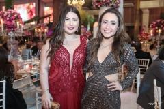 Marcela e Lissa Dias Branco