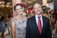 Sandra Sampaio e José Carlos Pontes