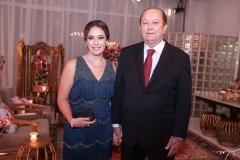 Silvinha e Rafael Leal