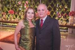 Socorro Portela e Lúcio Rodrigues