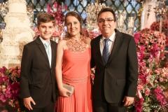 Vitor, Rosane Avila e Jorge Braga