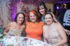 Deise De Assis, Fátima Duarte, Izabella Andrade E Fernanda Alves