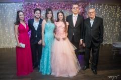 Eduarda Filomeno, Renato, Izabella, Lara, Septimus Andrade E Marcos Nogueira