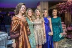 Gláucia, Valeria, Eveline Cecchi, Venuza E Karisia