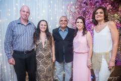 Murray, Marcia Ferguson, Saulo Barreto, Josiana Vidal E Fernanda Sampaio