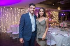 Sávio Andrade E Camila Costa