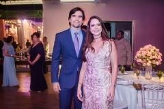 André e Daniela Dantas