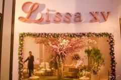 Aniversário de Lissa Telles Chaves