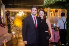 Bruno e Lilian Girão