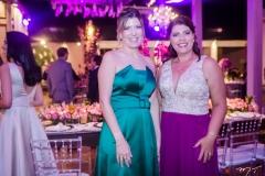 Elisa Figueiredo e Patrícia Pétalas
