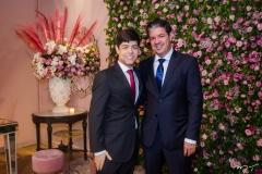 Emanuel Filho e Emanuel Telles Chaves