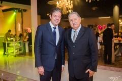 Emanuel Telles e Carlos Alberto