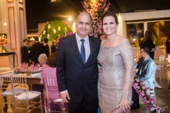 Gustavo Santos e Paula Souza
