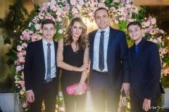 Iago, Melaine, Eduardo e Kaique Diogo